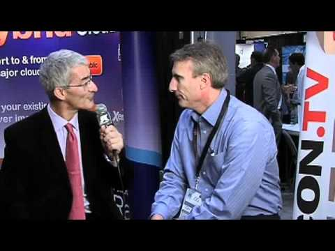 SYS-CON.tv @ 7th Cloud Expo | Bob Breckner, VP - Leasing Services at Data Sales