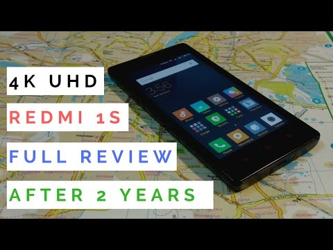 Redmi 1S Review 2 Years Later | 4K Video | Unedited | Hindi