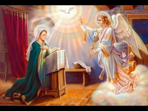 Предпразднство Благовещения Пресвятой Богородицы - 6 апреля.
