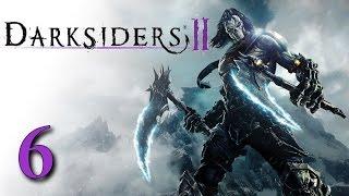Darksiders II - Затерянный храм #6(Прохождение Darksiders II: Death Lives., 2015-09-23T07:23:38.000Z)