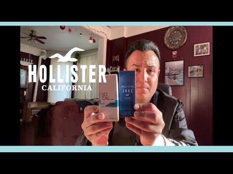 #hollister #cologne  HOLLISTER JAKE / HOLLISTER SO CAL REVIEW