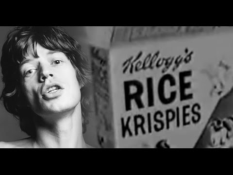 "Rolling Stones - Rice Krispies - ""Juke Box"" 1964 TV Spot (JWT)"