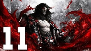 Let's Play Castlevania Lords of Shadow 2 Gameplay German Deutsch Part 11 - Macht des Chaos