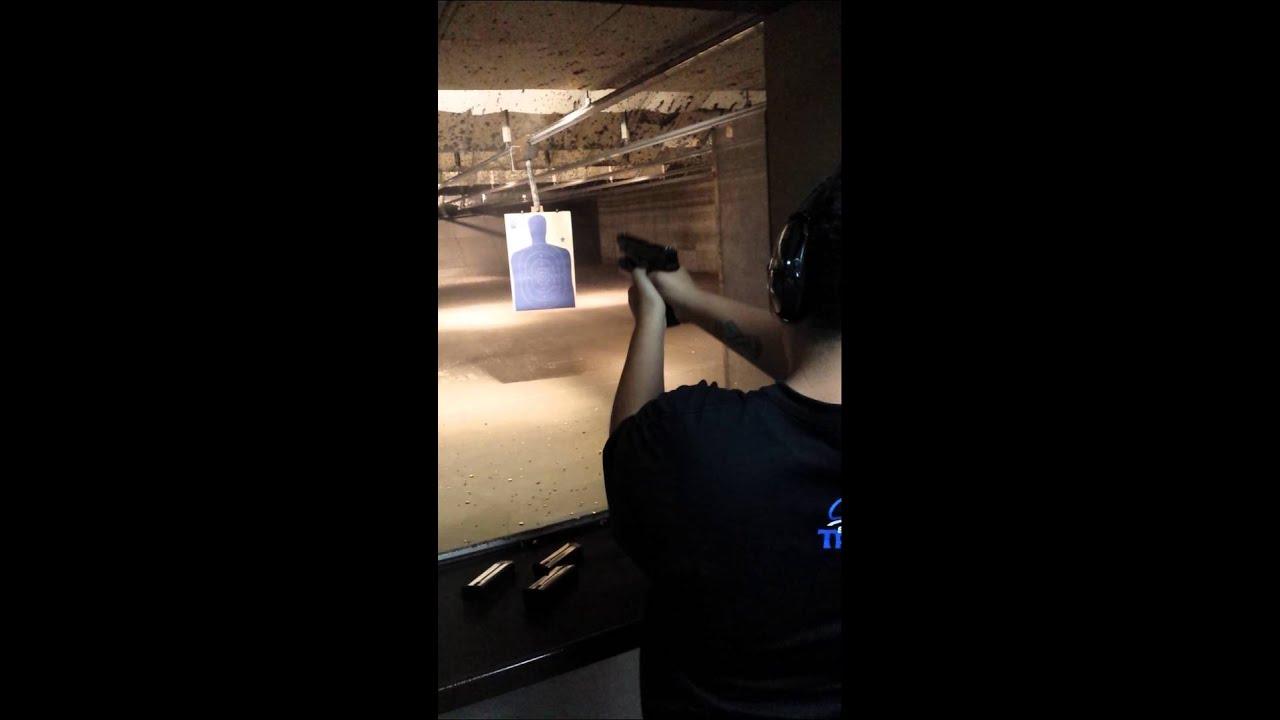 La puente gun range