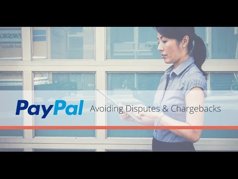 Paypal Chargeback - how to avoid and win, lack of action from eBay repot a member SWO