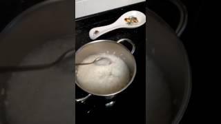 Рисовая каша на молоке за 30 минут