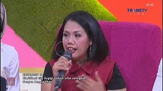 Sandrina Penari Jaipong Yang Viral Di Tiktok Menjadi Penyanyi@RUMPI NO SECRET 20 Agustus 2018
