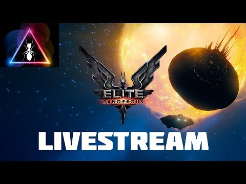 Elite Dangerous - Exploration and Discussing that new Space Station