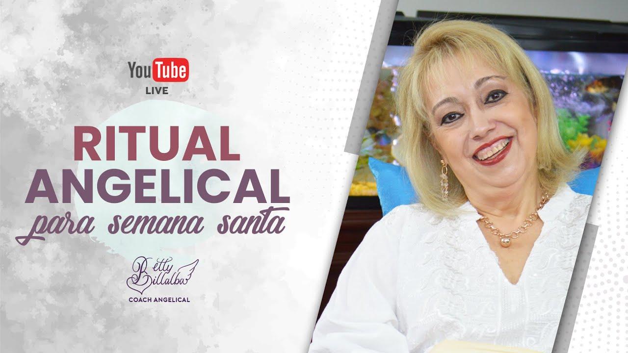 RITUALES CON ANGELES PARA LIBERARTE DEL PASADO EN ESTA SEMANA SANTA...