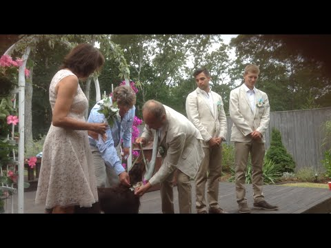 The Wedding of Tommy Knight & Susan Rolnick Knight on Sunday, July 26, 2015