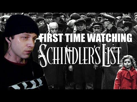 Schindler's List (1993) - movie reaction - BRITISH FILM STUDENT FIRST TIME WATCHING -