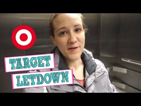 What Is Going on With Target? // stay at home mom vlog // Mommy Etc