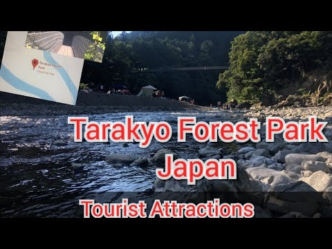 Tarakyo Forest Park - Tourist Attractions - japan - view