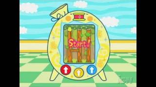 Tamagotchi: Party On! Nintendo Wii Gameplay - Follow the