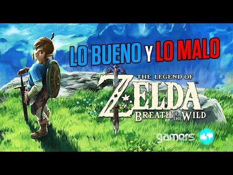 Lo bueno y lo malo de The Legend of Zelda: Breath of the Wild