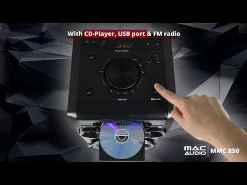 Mac Audio MMC 850_EN