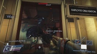 PS4 PROのPREY(2017版)のHard Mode No Damageプレイ動画です、Part 13...