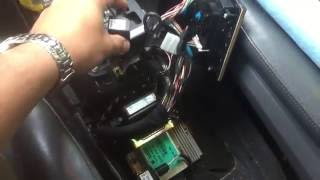 1999 Mercedes Benz ML320 ML 320 lateral acceleration sensor fix BAS ESP light