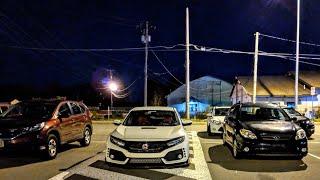 So Many Modified Hondas! AWESOME Car Meet! Last Show of the SEASON!