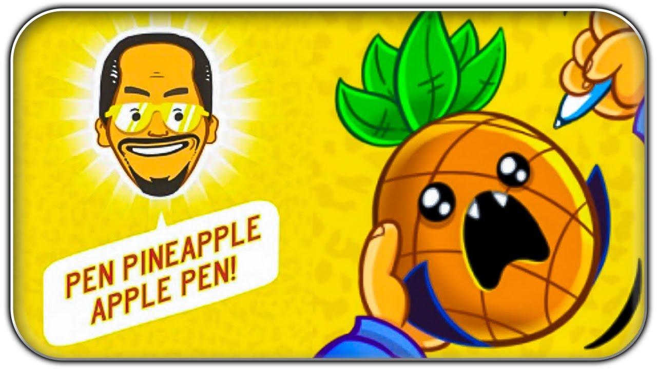 Pineapple Pen Game Online