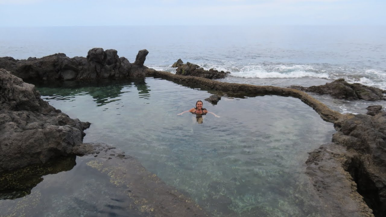 El tablado piscina natural natural pool piscine for Piscina natural tenerife