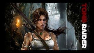 2013 Tomb Raider First Gameplay