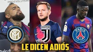 5 Cracks que SE VAN del FC Barcelona para el próximo MERCADO DE FICHAJES 2020
