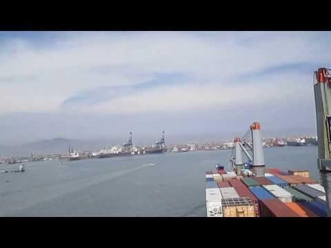 Voyage en cargo Livorno (Italia) Callao (Perú) Trip by merchant vessel to Livorno to Callao