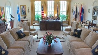 Finding Minnesota: The Oval Office Of Prior Lake