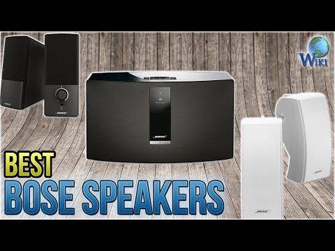 10 Best Bose Speakers 2018