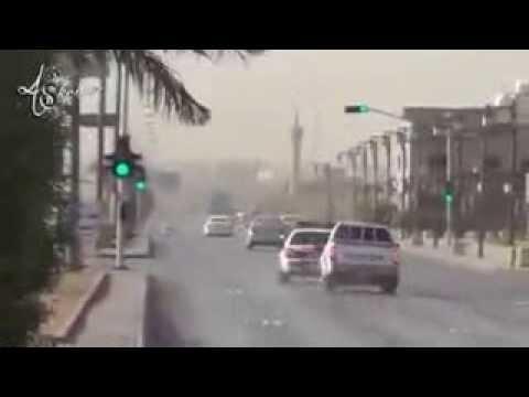 """مرور الرياض يطيح بـ """"جيفارا"""" حارق السيارات"""