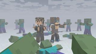 ВЫЖИТЬ В ЗОМБИ АПОКАЛИПСИСЕ | Minecraft | 6 Серия