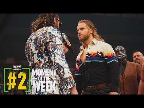 What's Next for The Elite and Dark Order? Omega and Hangman? | AEW Fyter Fest Night 1, 7/14/21