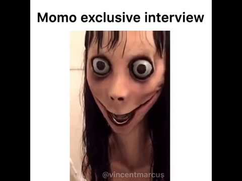 momo exclusive interview  #Trend