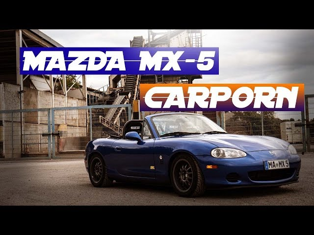 Turbocharged Mazda mx-5 - Car Porn / 4K