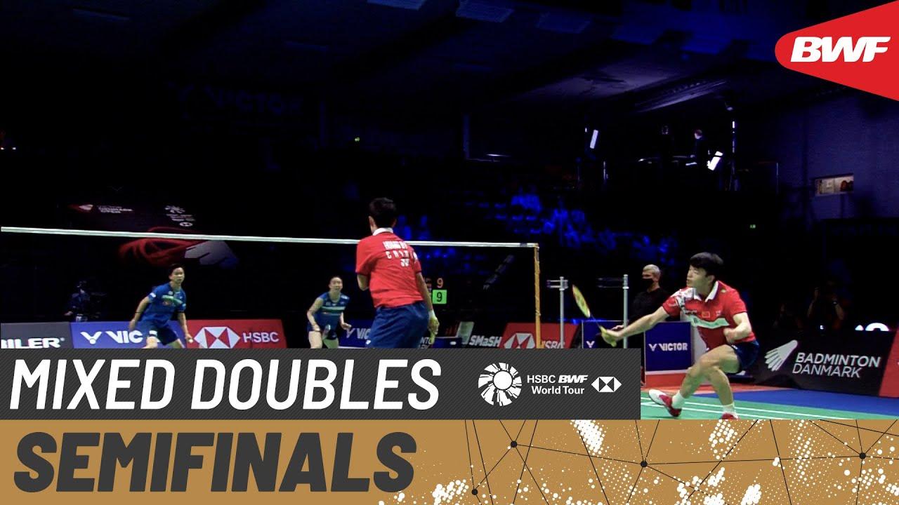 Download VICTOR Denmark Open 2021 | Wang/Huang (CHN) [1] vs Watanabe/Higashino (JPN) [4] | Semifinals