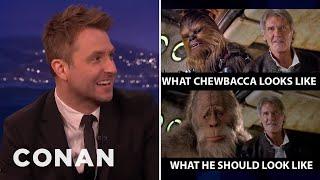 chris hardwick on the new star wars trailer conan on tbs