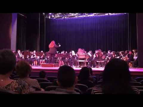 Mary Hoge Middle School Band- Stormchasing