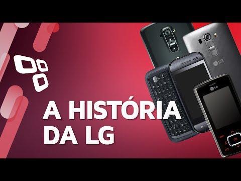 Assista: A história da LG