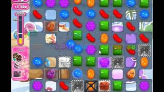candy crush saga 1634 no booster  HARD LEVEL! completed