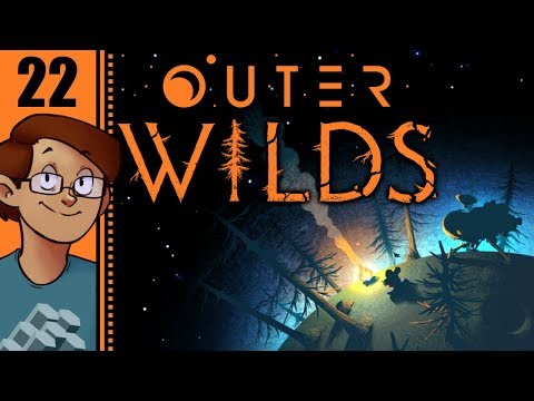 Let's Play Outer Wilds Part 22 - Black Hole Forge