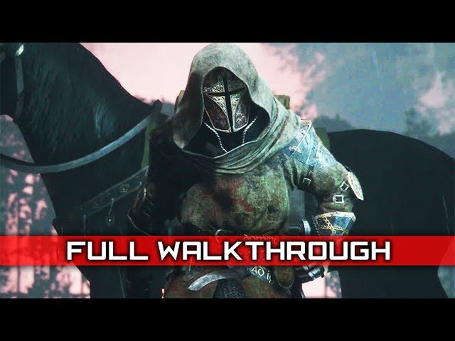 A Plague Tale: Innocence – Full Gameplay Walkthrough In 4K / No Commentary 【Full Game】
