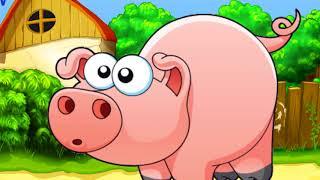 ვისწავლოთ ცხოველები, სასწავლო ვიდეო პატარებისთვის  Viscavlot cxovelebi, video bavshvebistvis online