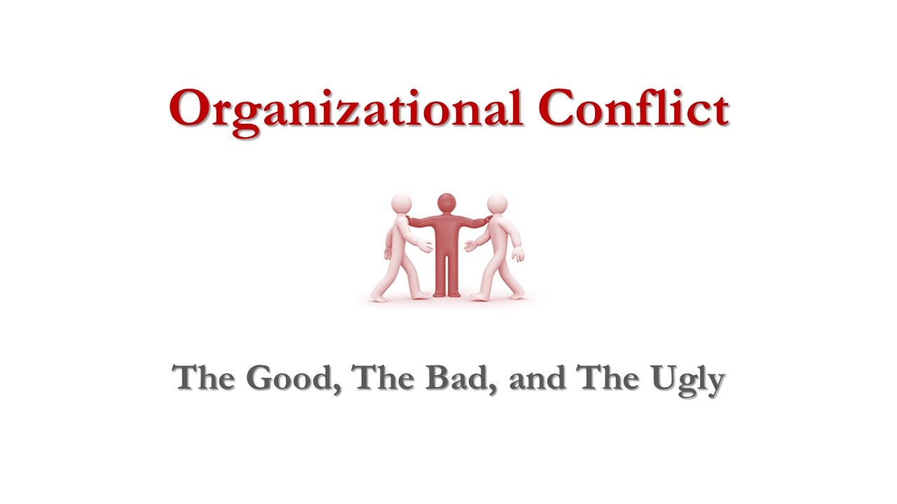 organization conflicts This toolkit also explores the various roles hr professionals play in managing  workplace conflict, ways to communicate an organization's.