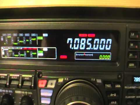 Ham Radio -T30PY West Kiribati 2012 - 40mt SSB