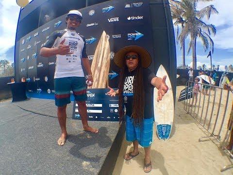 PowerAde Surf Open Acapulco 2017/Parte1