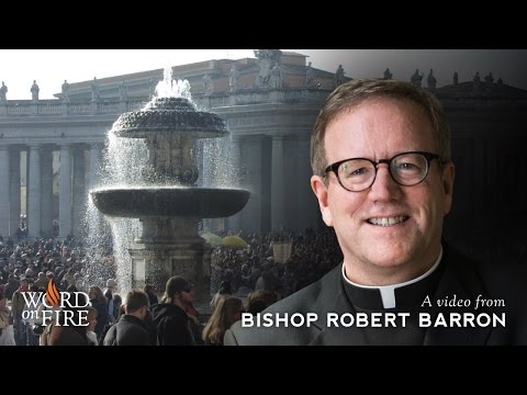 Bishop Barron on Vatican II and the Power of the Laity