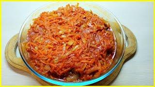 Рыба Хек с картошкой в томатном соусе в мультиварке