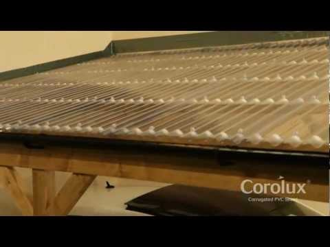 Corolux Pvc Installation Guide Youtube