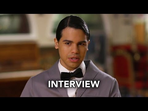 """The Flash 3x17 Carlos Valdes Interview """"Duet"""" (HD) Season 3 Episode 17 Interview - Musical Crossover"""